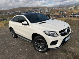 Mercedes-Benz GLE 400